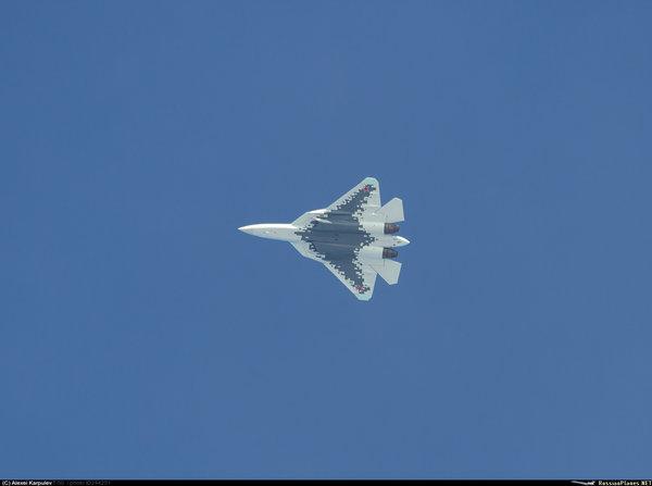 الانتاج الكمي لمقاتلات Su-57 تم تأجيله الى غايه العام 2020 على الاقل  154827444926444677