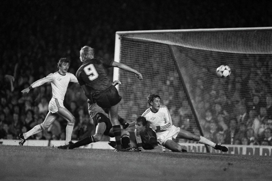 Арсенал лондон англия спартак москва ссср 1982