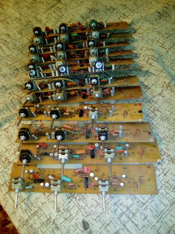 Темброблок Электроника д1-012