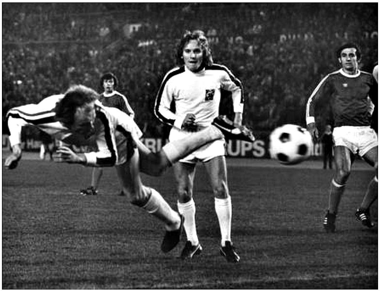 Футбол динамо киев- боруссия д 1977