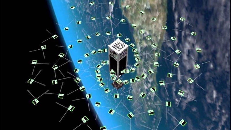 Запуск новых cпутников