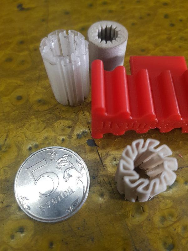 3D - печать.