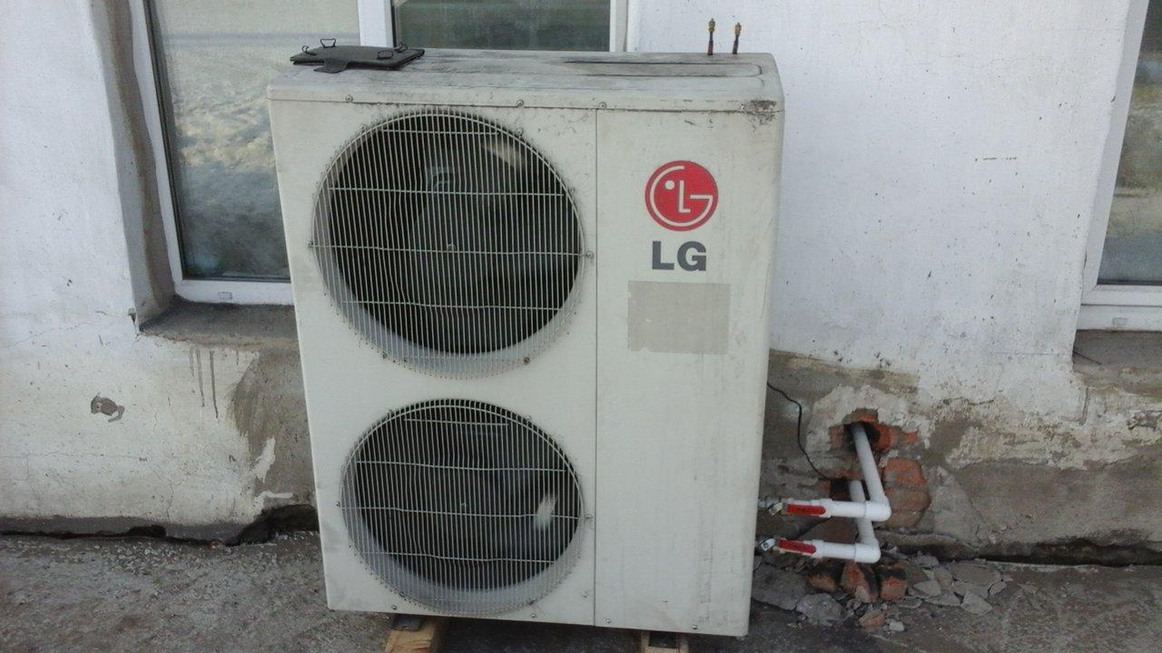 Автономная система охлаждения.