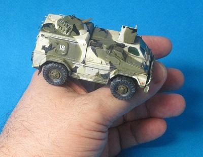 Бронеавтомобиль ГАЗ-3937 \
