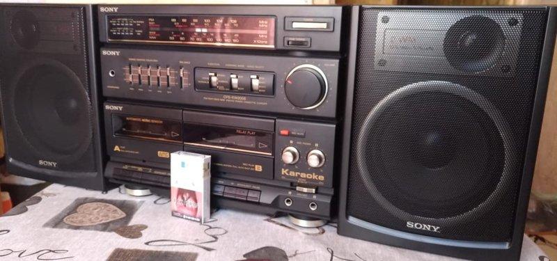 Sony CFS-KW200S