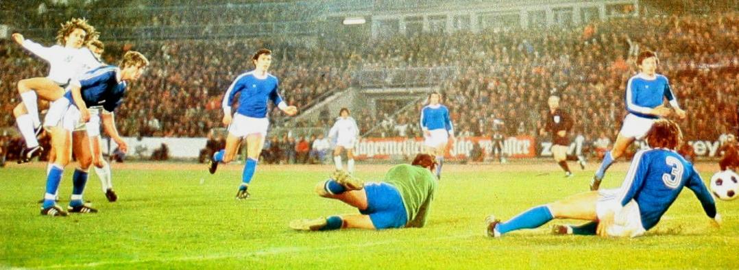 Футбол динамо киев- боруссия м 1977