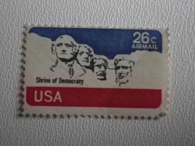 Марки США