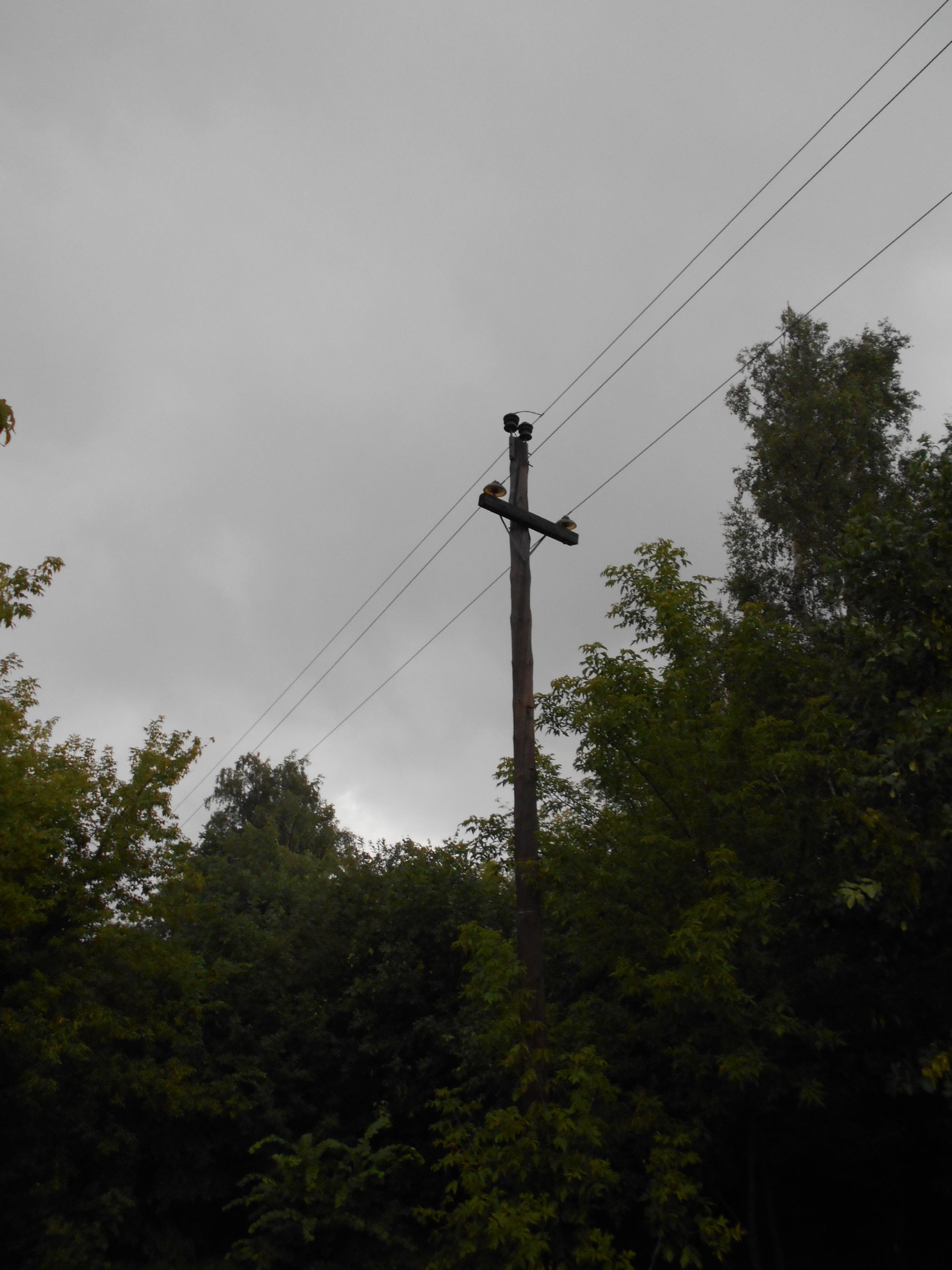 Воздушно-столбовые линии (изоляторы, опоры и прочее)
