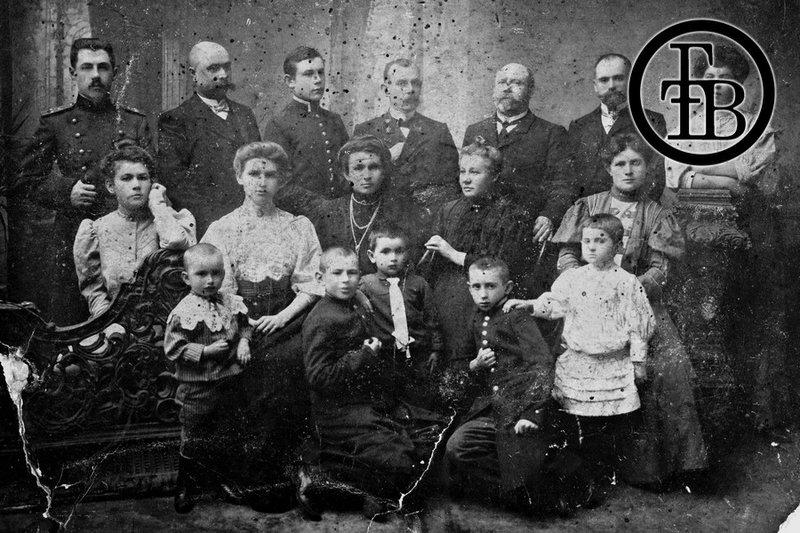 Розыск захоронений Воробъёвой и членов семьи