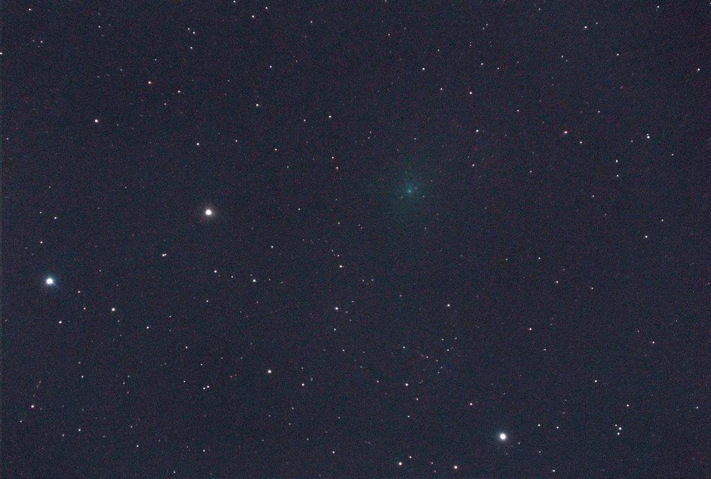 Фотографии комет