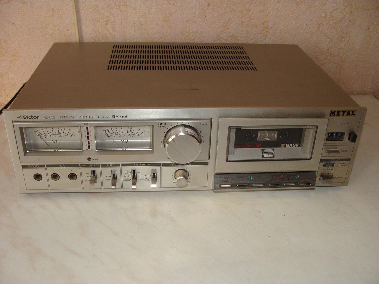 Душа запросила японский кассетничек симпатичный до 80-х