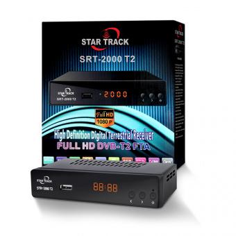 Инструкции STAR TRACK SRT-2000 T2