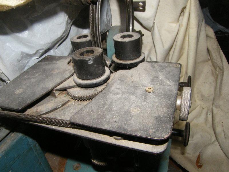 Станок для намотки тороидальных трансформаторов.
