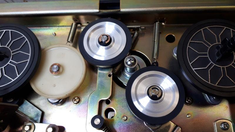 Ролики перемотки AKAI GX 4000D