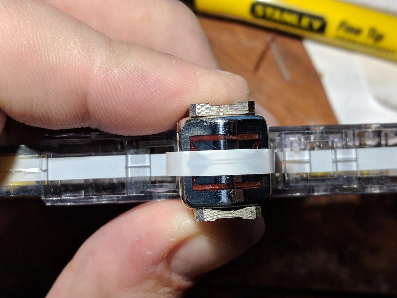 Двухдорожечные головки для кассетного магнитофона