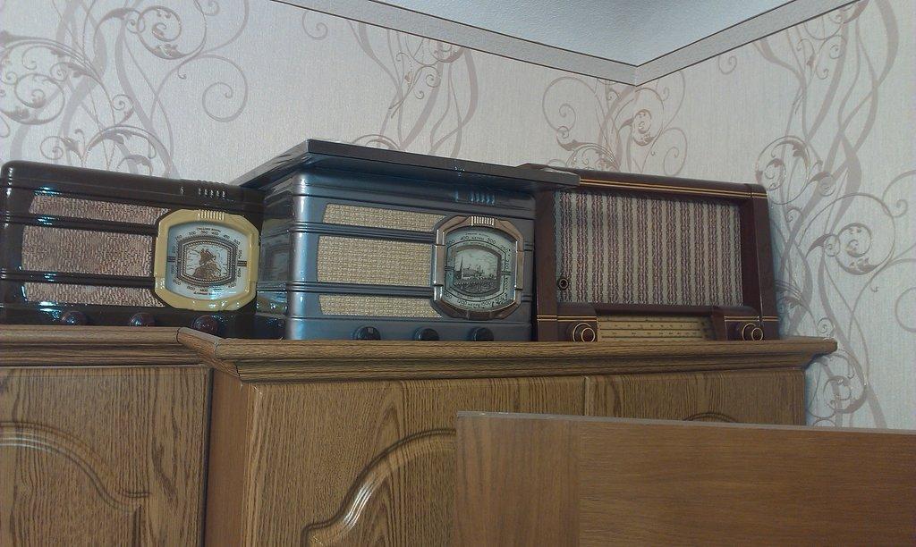 Моя маленькая коллекция из Сибири(Томск)...