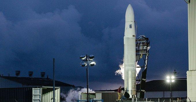 Запуск новых спутников