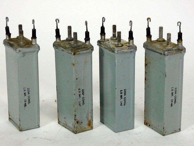 Просмотр темы - конденсаторы довоенные