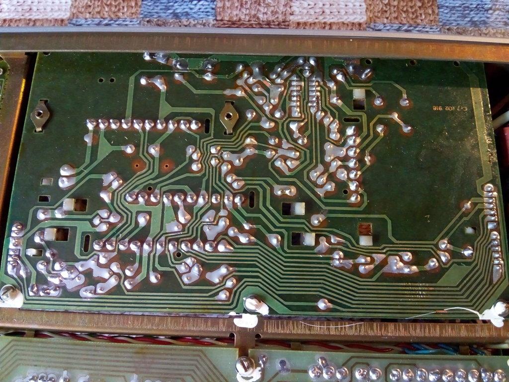 RRR Любава 85 схема для ТЮНЕРА 2 88-108 мГц