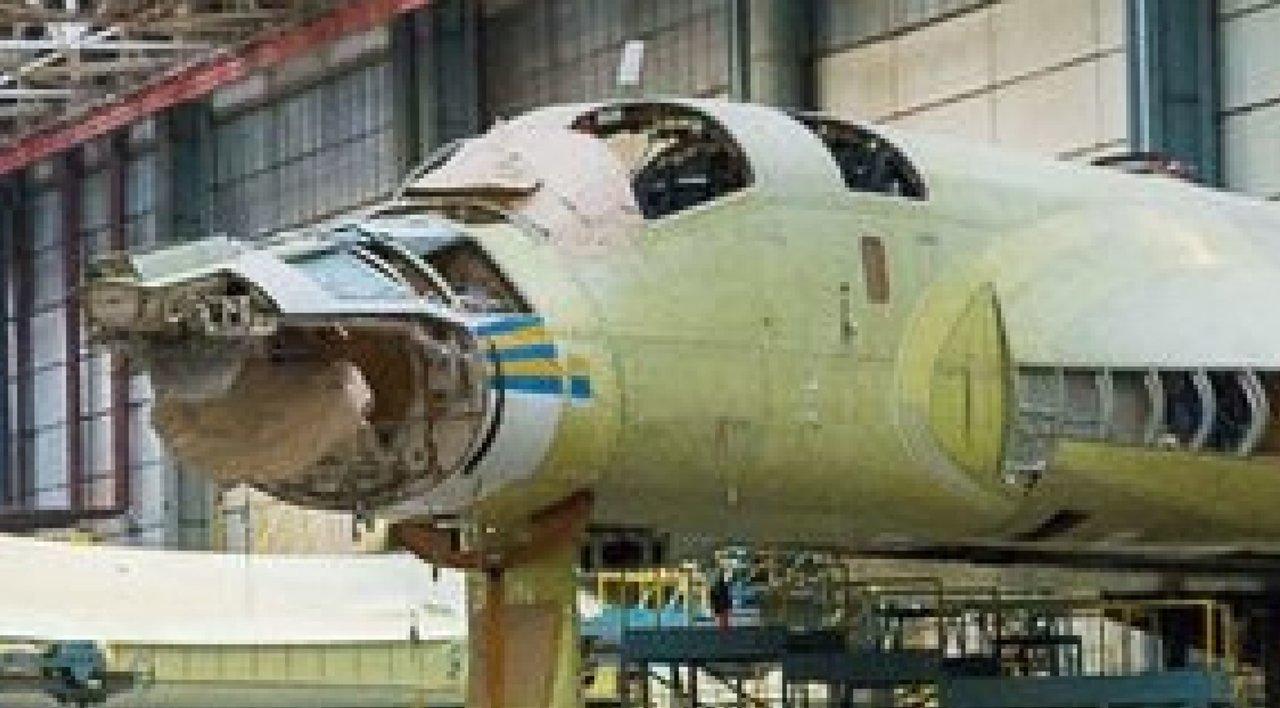 160 Белый лебедь / Tu-160 Blackjack • Форум