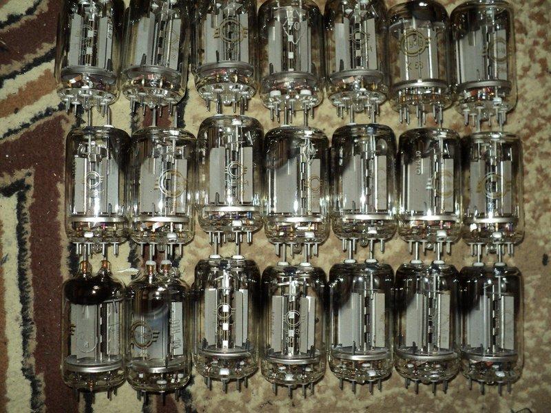 Лампы для Прибоя и другие