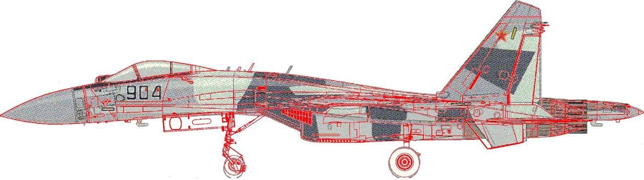30МКx / Su-30 Flanker-H • Форум