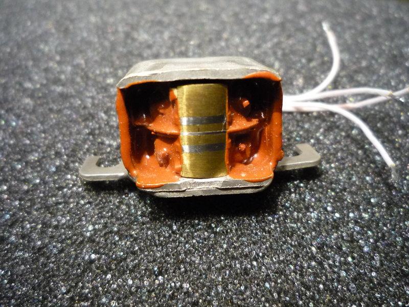 Универсальную головку для лампового магнитофона