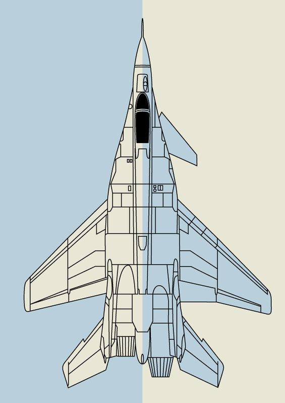 29/35 / MiG-29/35 Fulcrum • Форум