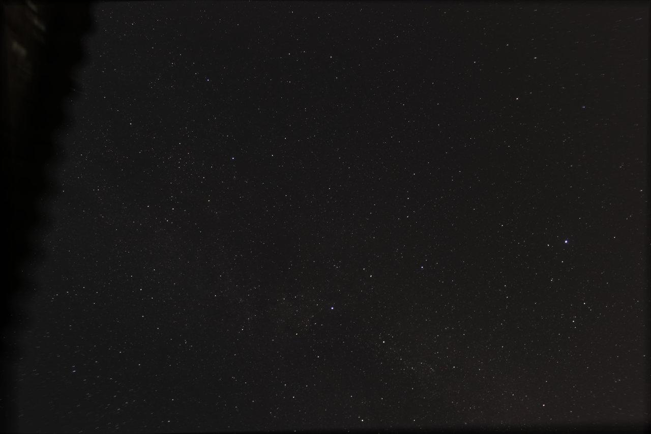 Млечный Путь и астропейзажи
