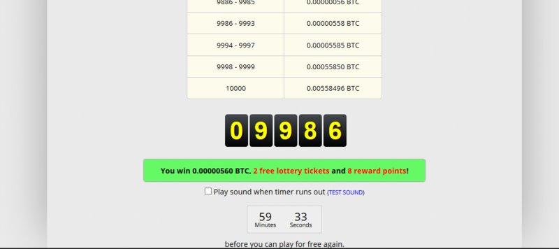 FreeBitco.in - самый надёжный биткоин кран.