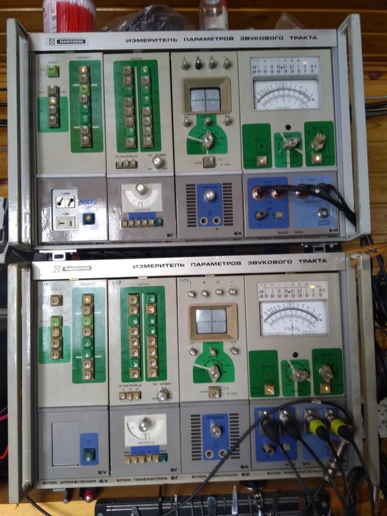 Какой выбрать генератор для настройки катушечных и кассетных