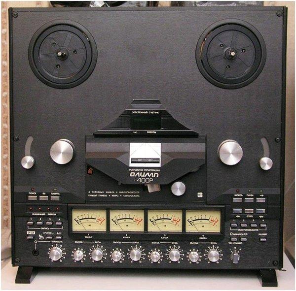 Магнитофон Садко-501