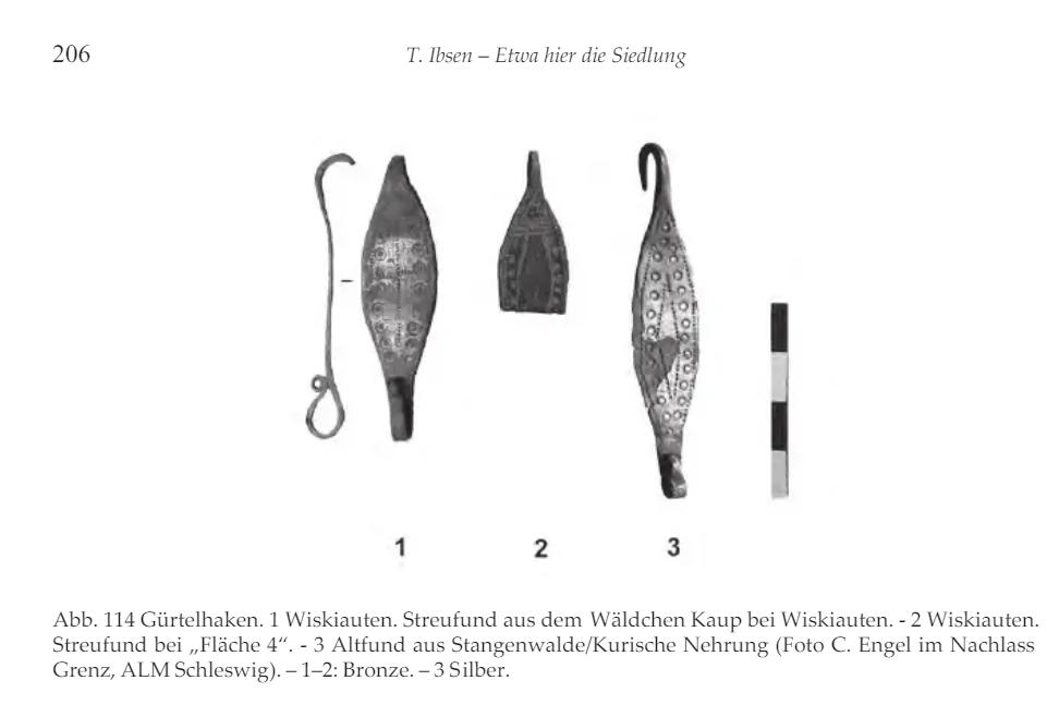 Серебряные предметы викингов