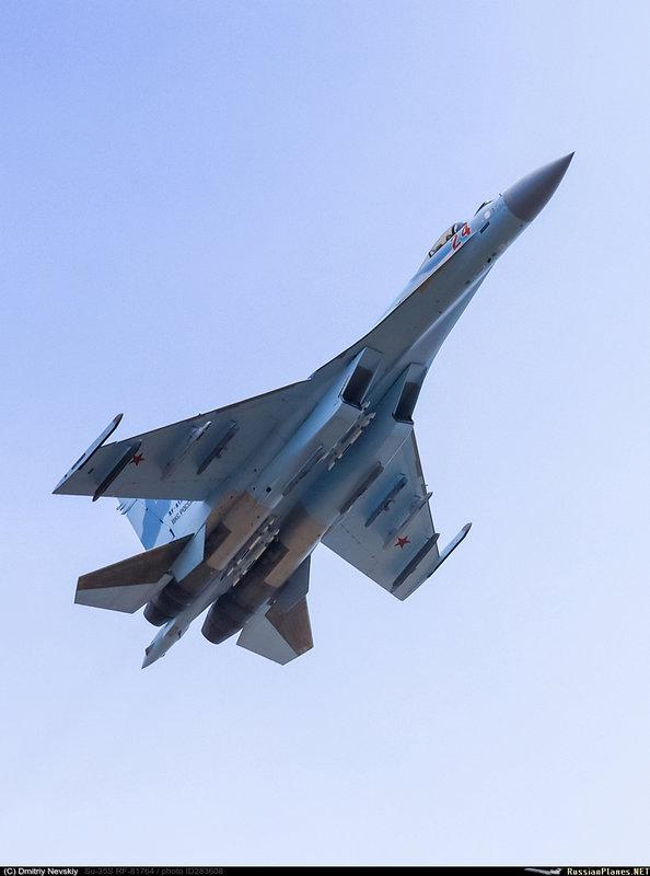 35 / Су-35С / Су-27СМ2/СМ3 • Форум