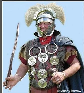 Браслет римских легионеров?