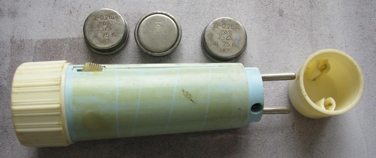 Аккумуляторная батарея 7Д-0,115-У1.1