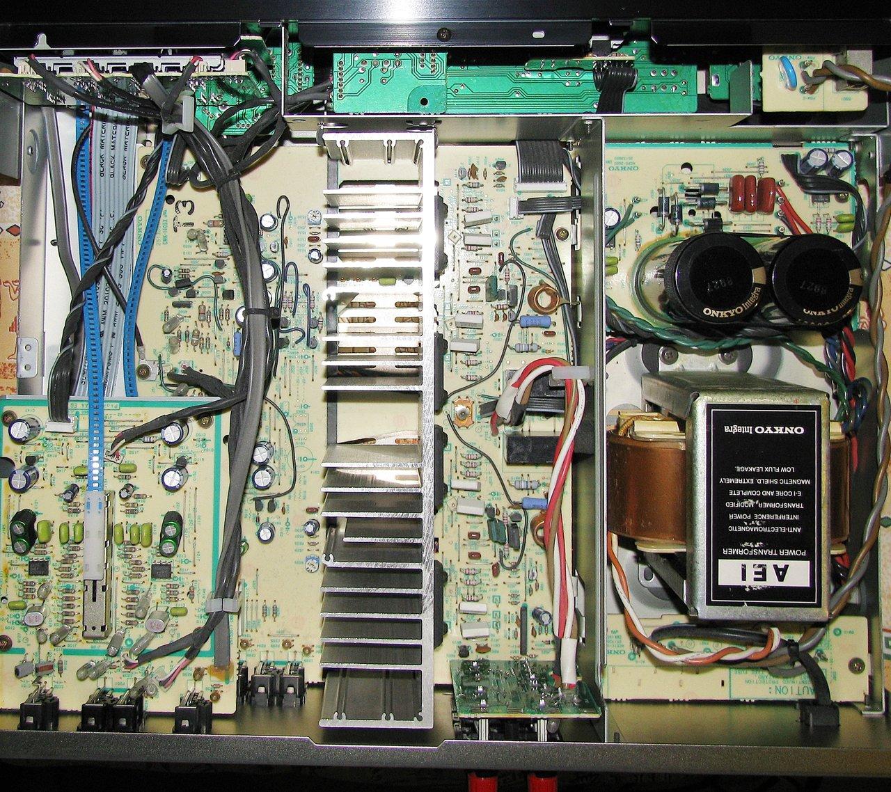 Продам усилитель Onkyo Integra A-8650