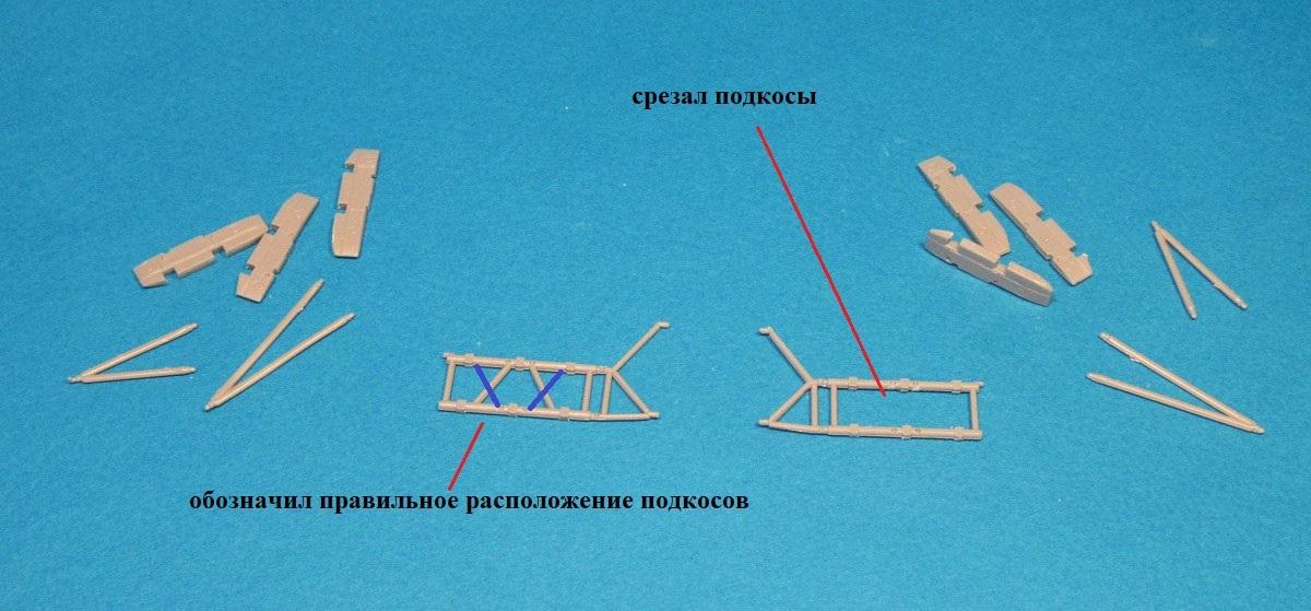 ОКБ Миля М.Л. Ми-8МТ, 1:72, конверсия