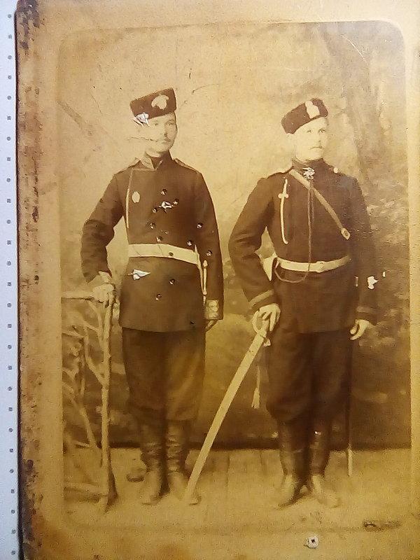 Фото из прошлого