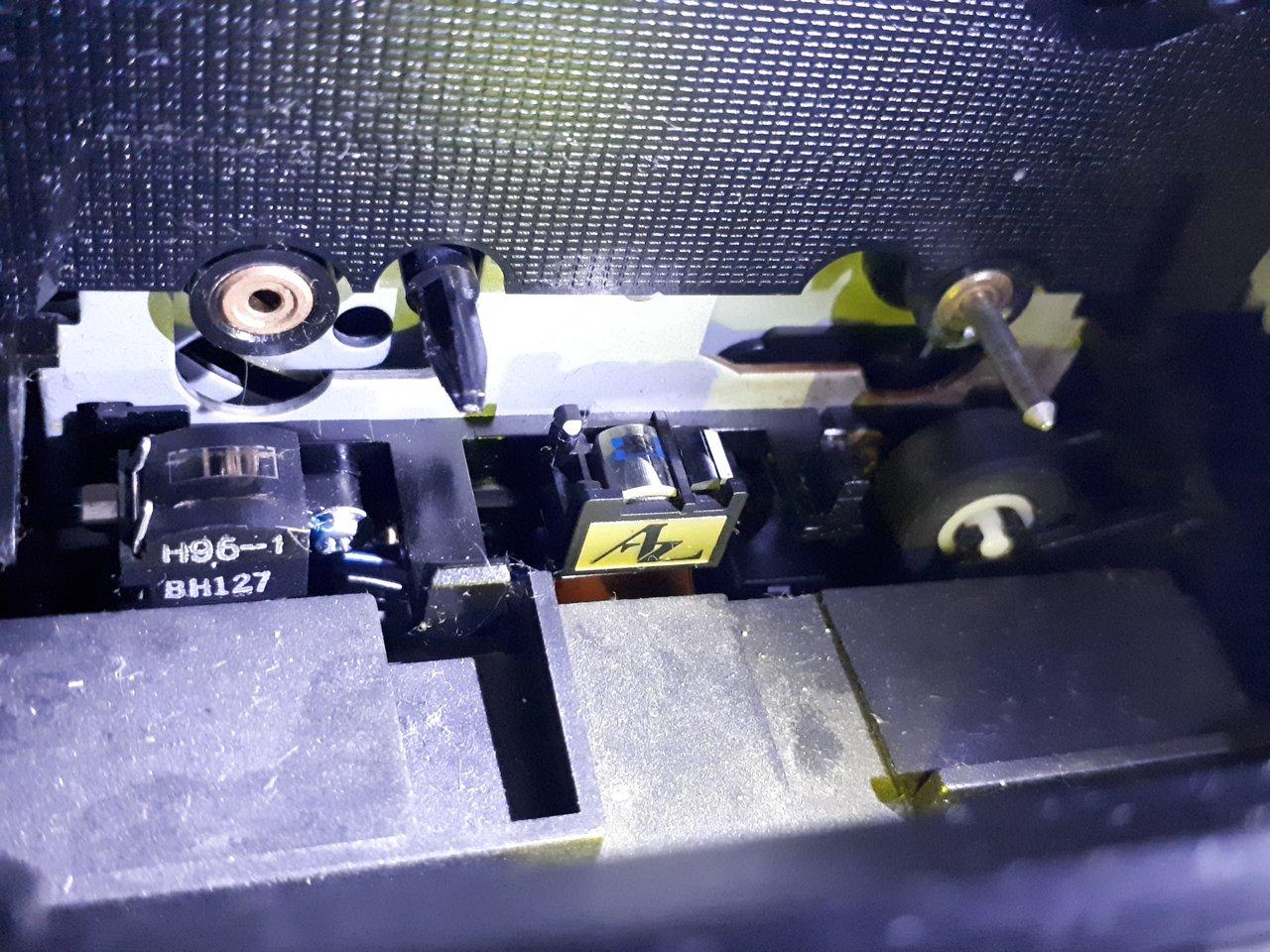 Дека кассетная technics az-7